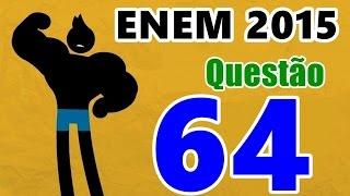 [FIS] Enem 2015 - Questão 64 - Caderno Azul