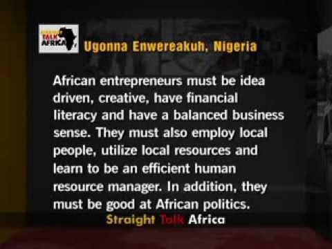 Straight Talk Africa, November 20, 2013 - Social Media Segment 2