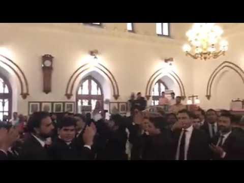 Lahore High Court larger bench Sherzaman case proceedings