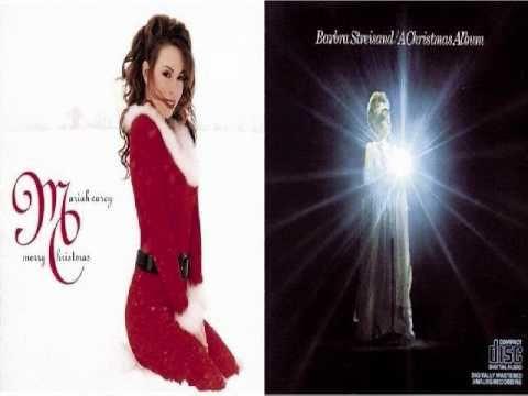 Mariah Carey vs Barbra Streisand Part 1: Christmas Album Vocal ...