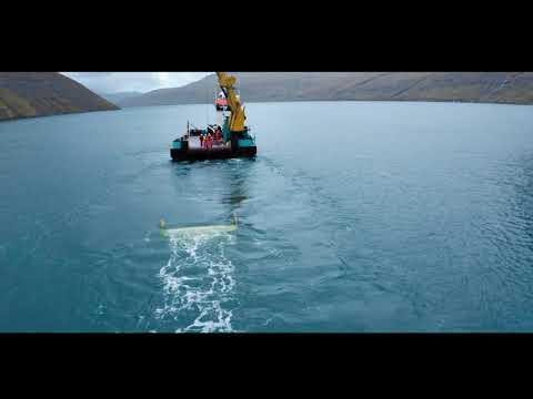 Unlocking the predictable power of tidal currents in the Faroe Islands