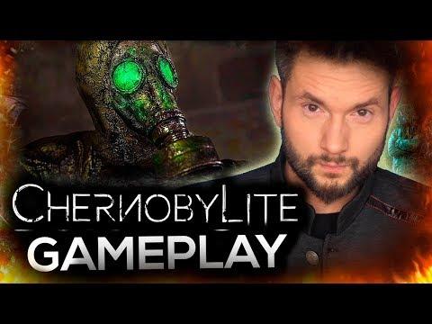 STALKER HORROR – CHERNOBYLITE GAMEPLAY