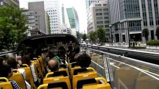今日は前から気になっていた、屋根のないバス、スカイバスに乗って来ま...