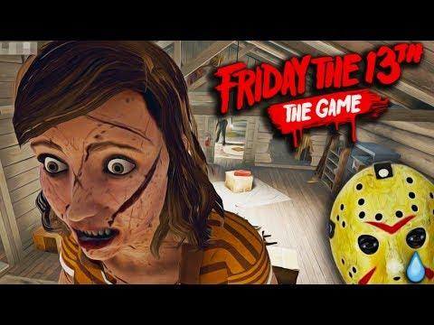 LA GRAN PROFECÍA SE CUMPLIÓ EPICO!! - FRIDAY THE 13th THE GAME