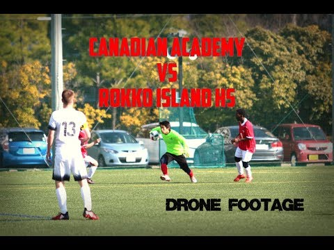 Canadian Academy vs Rokko Island High School