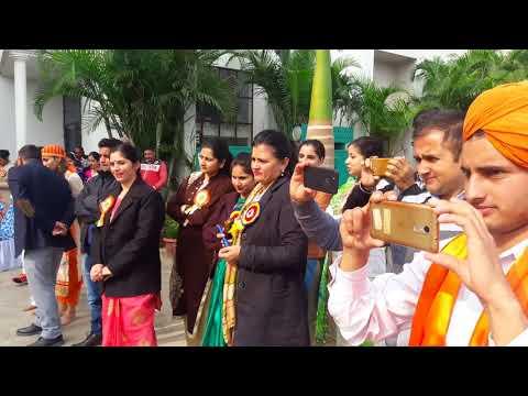Unique cultural show at Bhartiya College Udhampur(2)