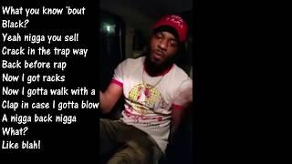 Poodieville - Money trees ( Lyrics )