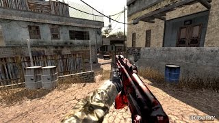 ROAD TO GOLD #7 BEST SMG EVER?!? (CoD4 Multiplayer Gameplay PC)