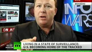 Alex Jones: Total control grid designed to predict the future