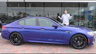 Download The 2018 BMW M5 Is a $120,000 Super Sedan Mp3 and Videos