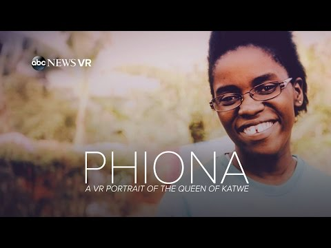 Phiona A Vr Portrait Of The Queen Of Katwe Abc News Video