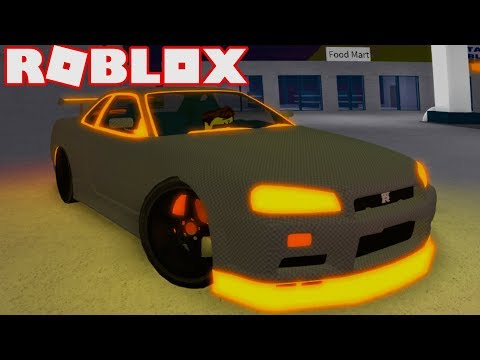 TOKYO DRIFT in ROBLOX [Part 1] (Roblox Vehicle Simulator) #17