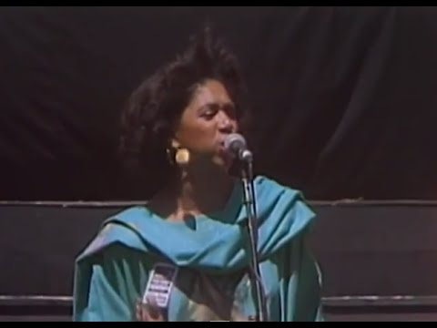 Sweet Honey In The Rock - State Of Emergency - 6/30/1990 - Oakland Coliseum Stadium (Official)