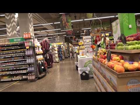 Цены на продукты в Канаде | Магазин натуральных продуктов Whole Foods Market Tour | Жизнь в Канаде