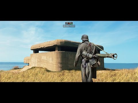 1942 -1944 WW2 German Bunkers & German Coastal Defences - The Atlantic Wall