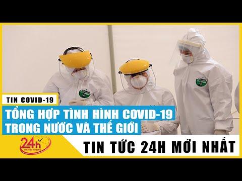 Tin tức covid-19 mới nhất ngày hôm nay 1/6. Dịch Corona Việt Nam Hội Thánh Phục Hưng lại thêm ca mới