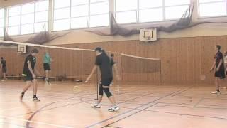 Oldřišov: Badmintonovému soustředění (23.8.2012)
