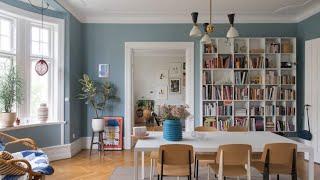 Playful Scandinavian Apartment • Malmö | 🍍 Interior Design