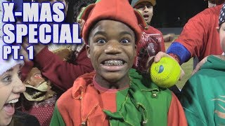 CHRISTMAS SPECIAL PART 1! | Offseason Softball Series | Game 5