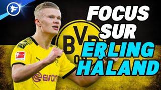 Erling Braut Håland, la machine à buts du Borussia Dortmund