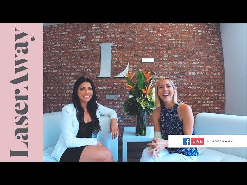 Laser Hair Removal Consultation LIVE