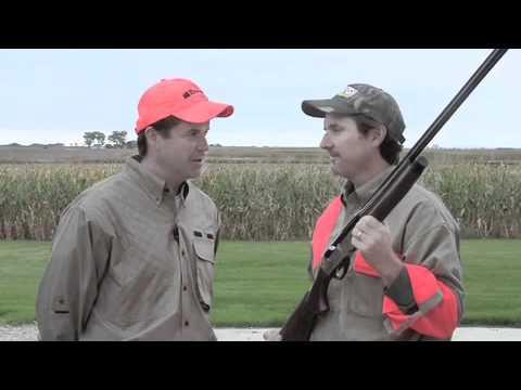 Benelli Legacy 28 - Pheasant Hunting
