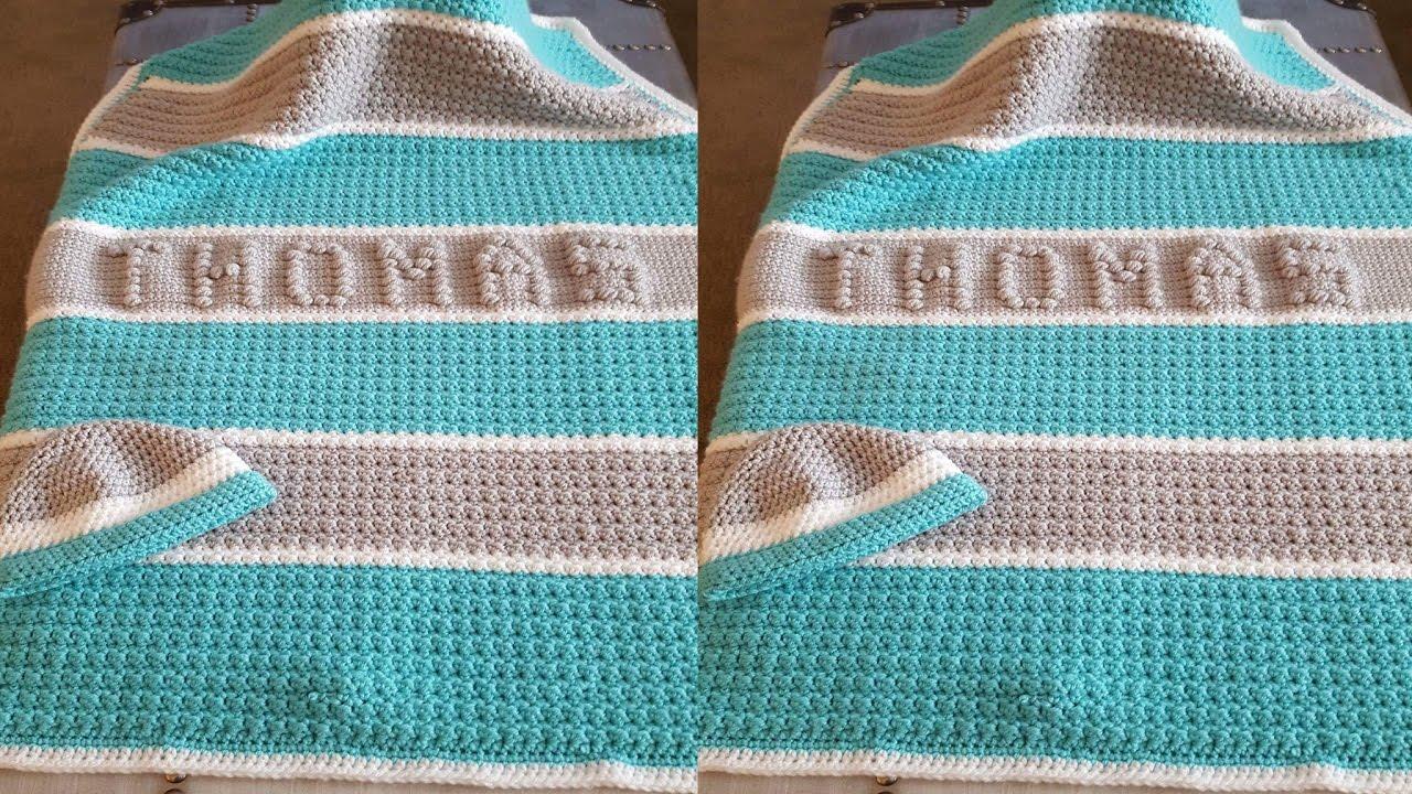 Aprende a tejer colchas para bebes nuevos modelos tejidos - Colchas de ganchillo para bebe ...