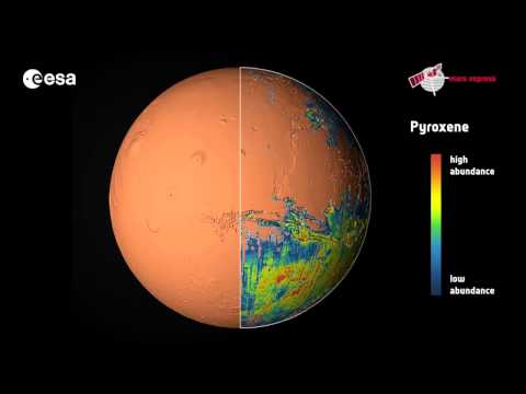 Video Chronicles History of Mars