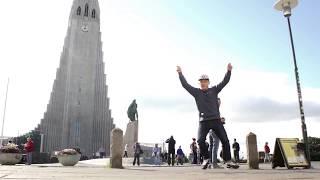 Skoora (Poland) is rockin in Iceland