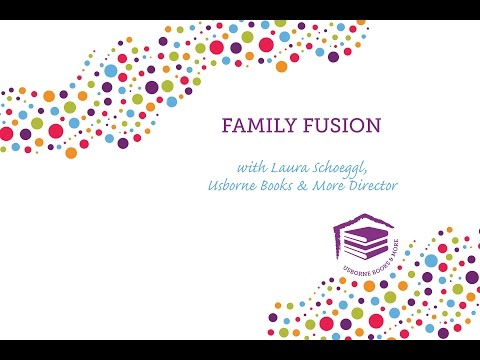 Family Fusion - Great Books to Spread Love and Joy