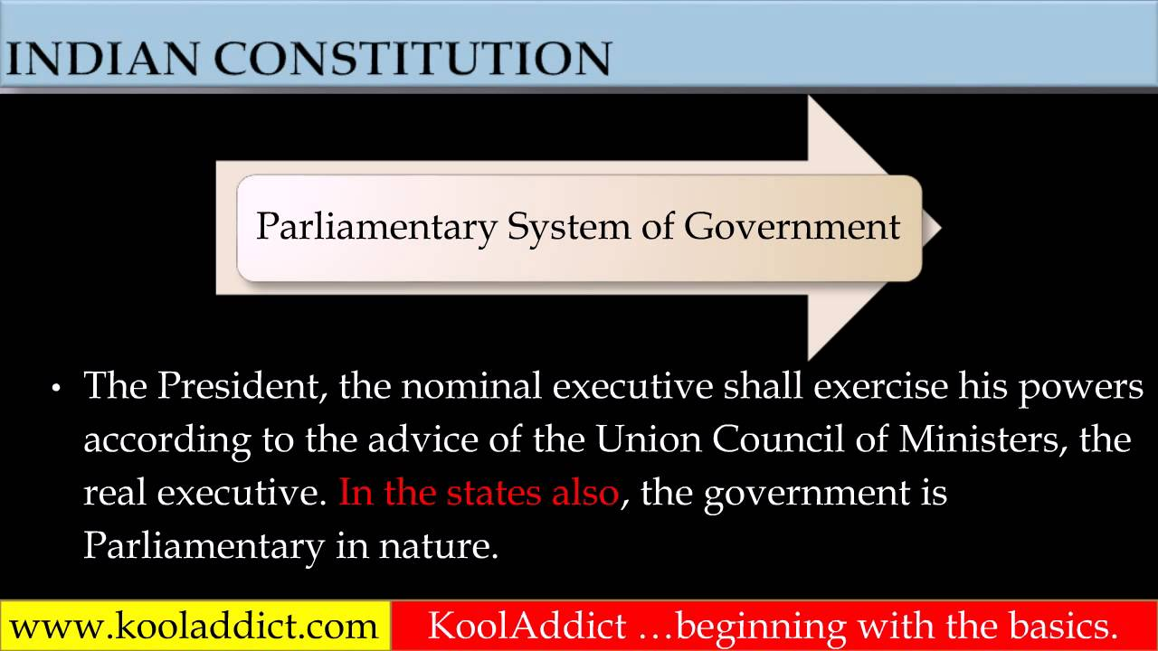 what is nominal executive