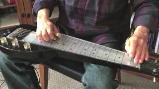 Sleep Walk - steel guitar - Sleepwalk
