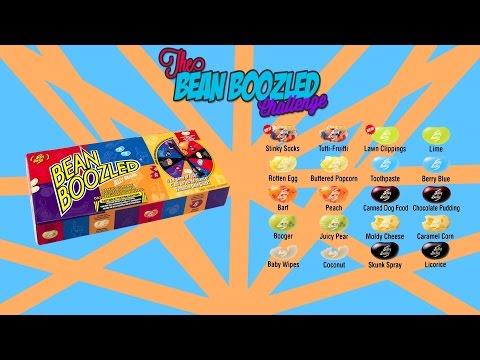 קלאש רויאל- אתגר הסוכריות המגעילות | Bean Boozeld Challenge