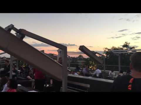 Riverside rooftop bar in Jax