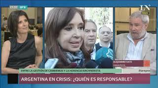 Argentina en crisis Quien es responsable Analisis de Alejandro Katz