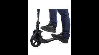 Micro® Easy trottinette Pliage 1 seconde Rapide, pour Adulte, Robuste et Compacte, roue de 200mm