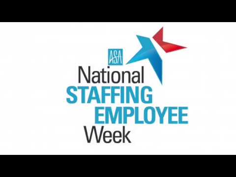 National Staffing Employee Week