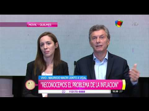 Macri negó tener relación comercial con Macri Group