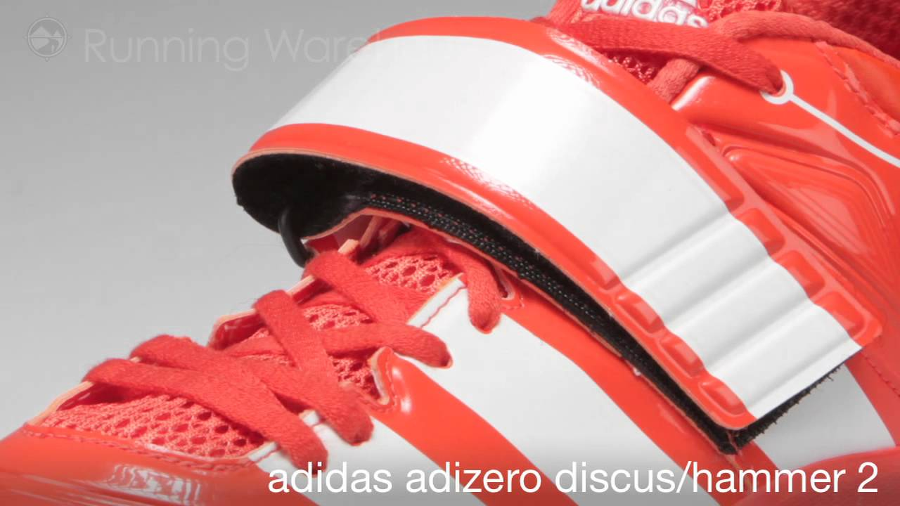 adidas throwing shoes