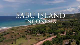 Sabu Island = Savu Island, Indonesia (DJI Mavic Air)