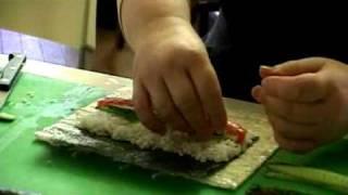 Учим готовить суши и роллы