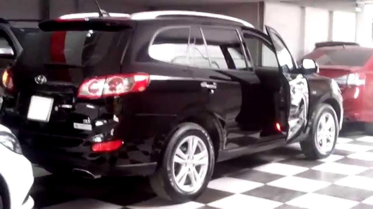 Mua Ban O To Hyundai Santa Fe Cũ 2009 2010 2011 2012 2013 2014 2015 Muaban Oto Com Youtube