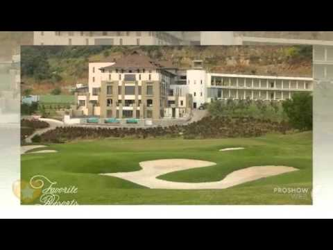 Oxford Golf and Country Club - India Pune