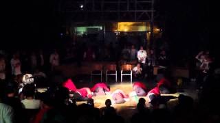 2014 POSTECH & KAIST Dance Battle - CTRL-D 고학번 Performance