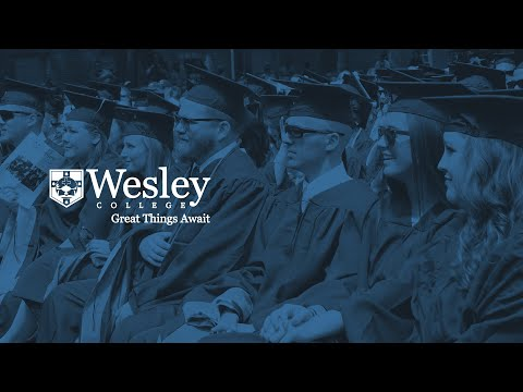Wesley College - Virtual Celebration - May 2020