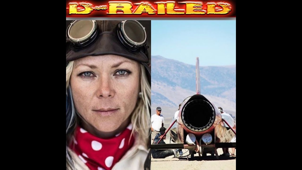 Jessi Combs Reportedly Killed While Attempting New Speed Record