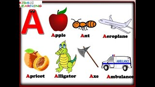 ABC for kids I ABC flash cards for toddlers I Learn A-Z alphabets for kids I Kids vocabulary screenshot 5