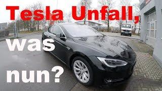 Tesla Unfall, was nun ?