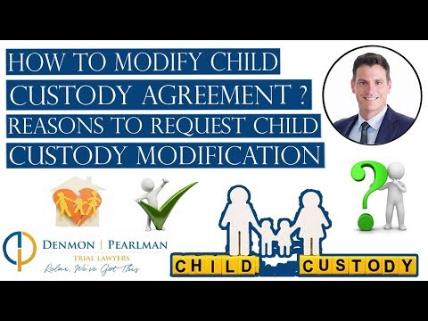 How you can Draft a young child Child custody Agreement