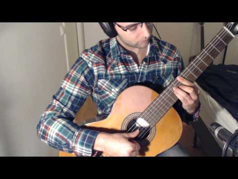 Title Theme - The Legend of Zelda: Twilight Princess on Guitar